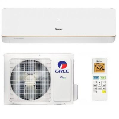 Кондиціонер Gree Bora Dc Inverter Cold Plazma + Wi-Fi GWH24QD-K3DNA5A / A6E WF