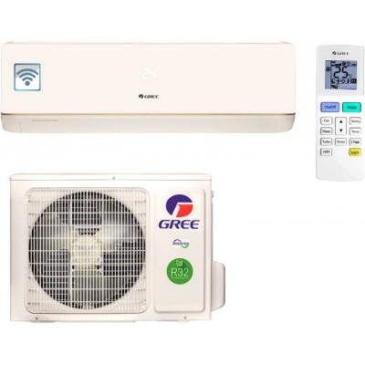 Кондиціонер Gree Bora Dc Inverter Cold Plazma + Wi-Fi GWH09AAB-K6DNA5A / A4A