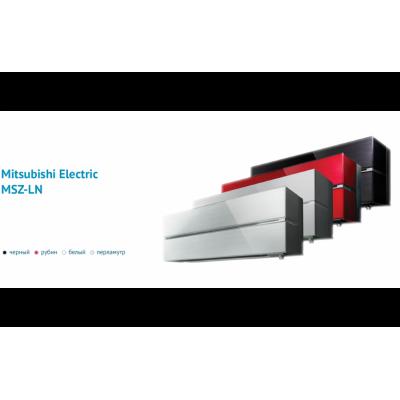 Кондиціонер Mitsubishi Electric Premium Black MSZ-LN35VGB-E1 / MUZ-LN35VG-E1