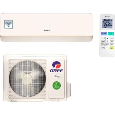 Кондиционер Gree Bora Dc Inverter Cold Plazma + Wi-Fi GWH12AAB-K6DNA5A/A4A