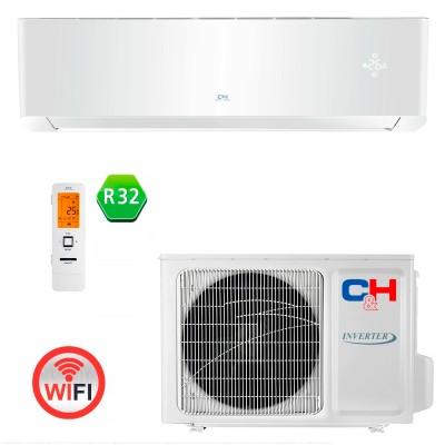 Кондиціонер Cooper & Hunter CH-S18FTXAL-WP Wi-Fi