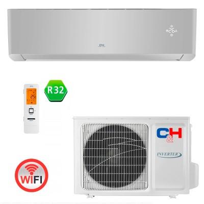 Кондиціонер тепловий насос Cooper & Hunter CH-S12FTXAL-SC Wi-Fi