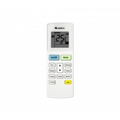 Кондиціонер спліт-система Gree Bora Inverter R32 GWH18AAD-K6DNA5B Wi-Fi