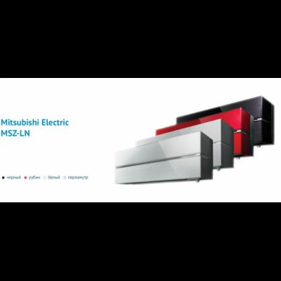 Кондиционер Mitsubishi Electric Premium Black MSZ-LN50VG2B/MUZ-LN50VG2